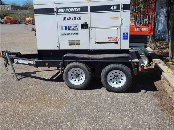 2016 Multiquip DCA45SSIU4F Diesel Generator