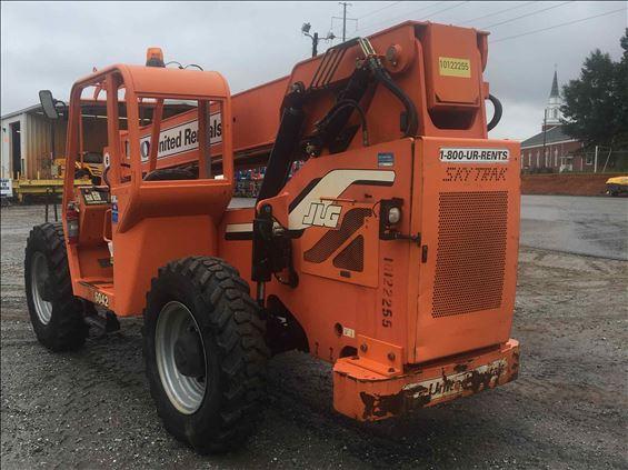 2013 SKYTRAK 6042 Rough Terrain Forklift