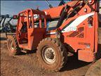 2015 JLG 8042 S Rough Terrain Forklift