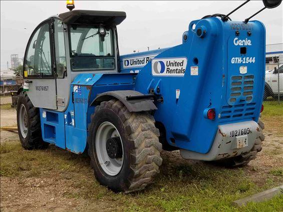 2014 Genie GTH-1544 Rough Terrain Forklift