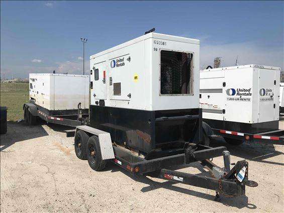 2011 HIPOWER HRJW-115 T6 Diesel Generator