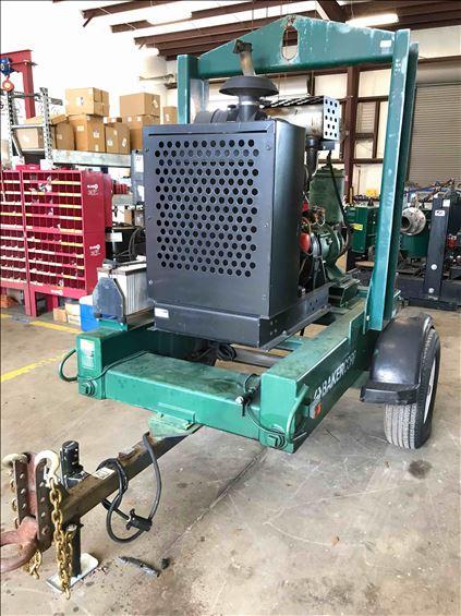 2013 Gorman-Rupp PA4A60-4024T Pump