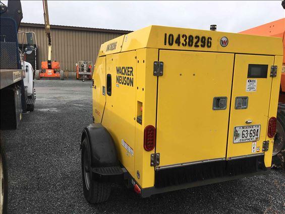 2015 Wacker Neuson E1250S Ground Heater