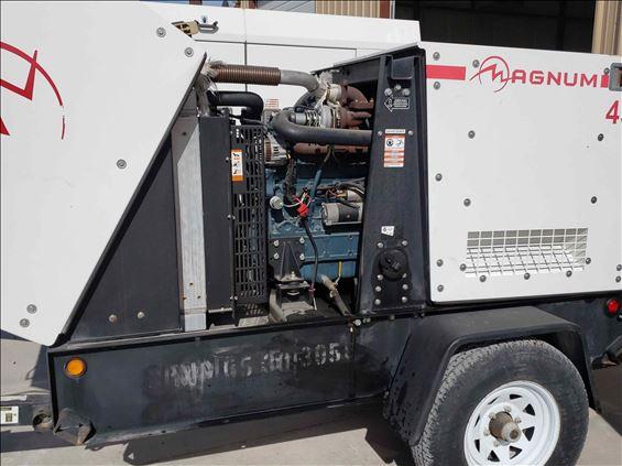 2013 Magnum Pro MMG45 Diesel Generator