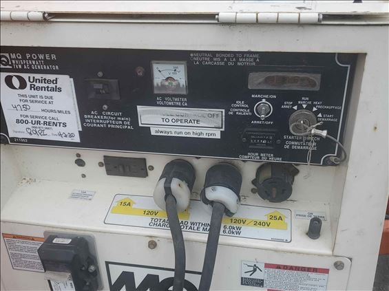 2014 CROWN HK500 Ground Heater