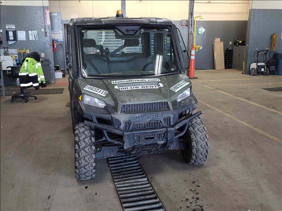 2018 Polaris RANGER CREW DSL Utility Vehicle