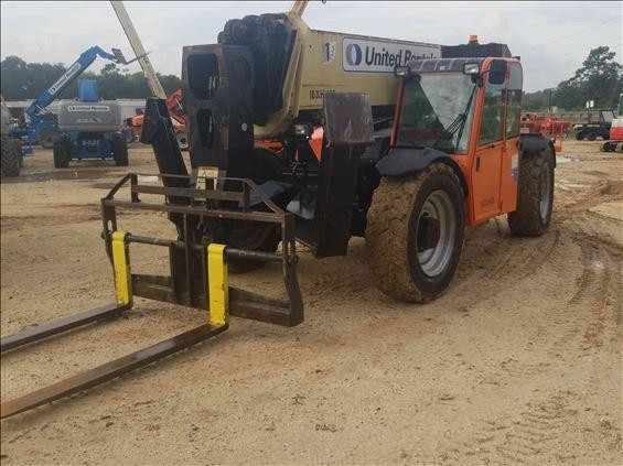 2015 JLG G12-55A Rough Terrain Forklift