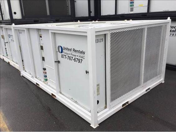 2009 TRANE TCH300B400HB Air Conditioner