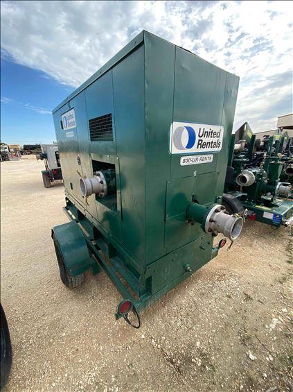 2010 Pioneer Pump PP66S12L714045 Pump
