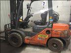2014 Toyota 8FGU30 Warehouse Forklift
