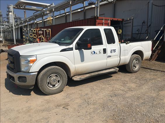 2012 Ford F250SCABXLG2WD Truck