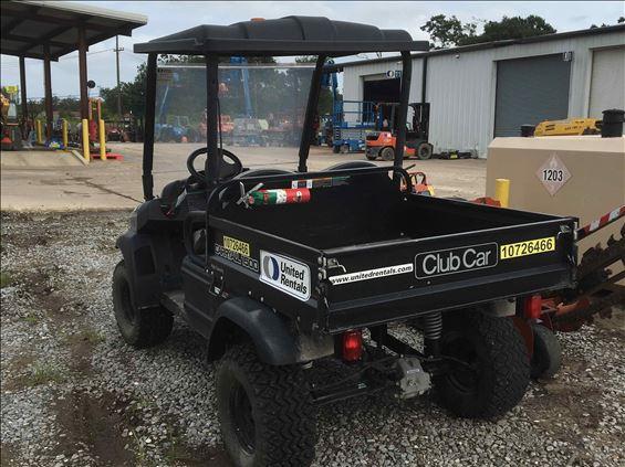 2018 Club Car CARRYALL 1500 Utility Vehicle