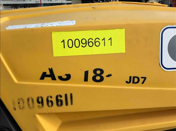 2012 Atlas Copco XAS185JD Air Compressor