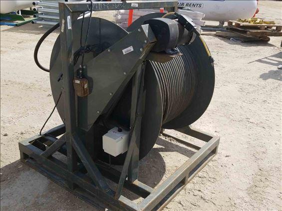 2013 Wacker Neuson HHS3002 Ground Heater