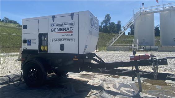 2019 Magnum Pro MDG25IF4 Diesel Generator