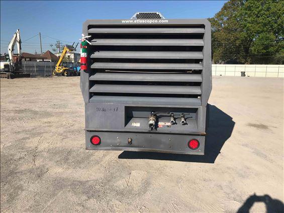 2014 Atlas Copco XAS750 JDIT4 Air Compressor