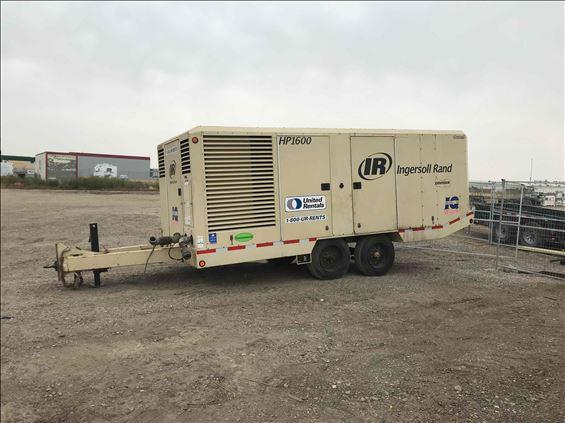 2011 Doosan HP1600WCU-IQ Air Compressor