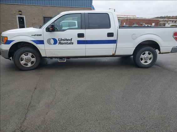 2012 Ford F-150-ERR1 Truck