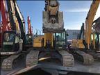 2015 Kobelco SK350LC-9E Excavator