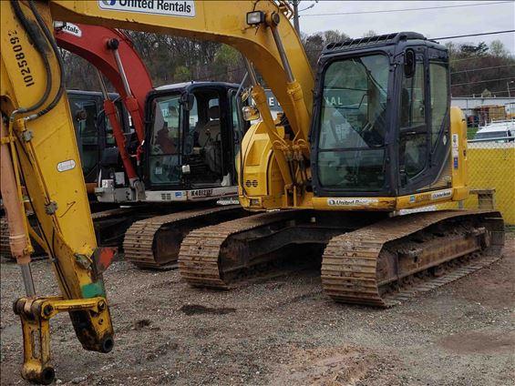 2016 Kobelco SK140SR Excavator
