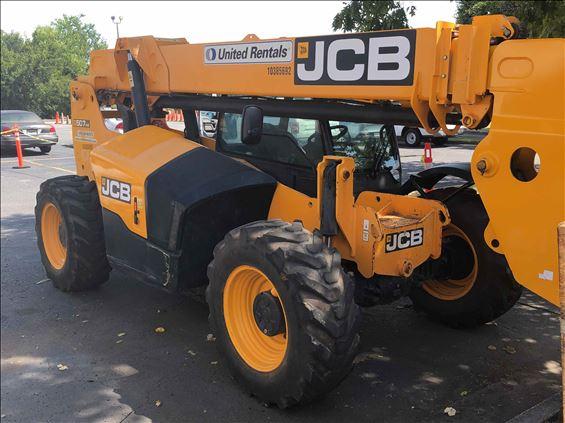2015 JCB 507-42 Rough Terrain Forklift