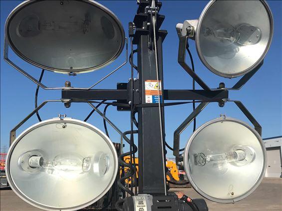 2015 Magnum Pro MLT6SK Towable Light Tower
