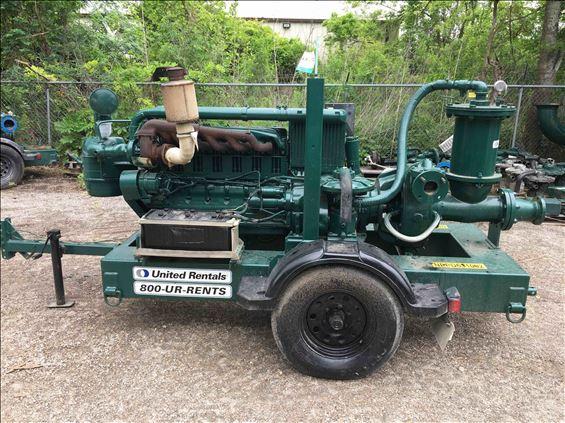 2011 Pioneer Pump PP63C17L71D914 Pump