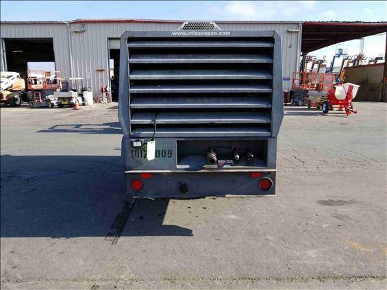 2013 Atlas Copco XATS750JD Air Compressor