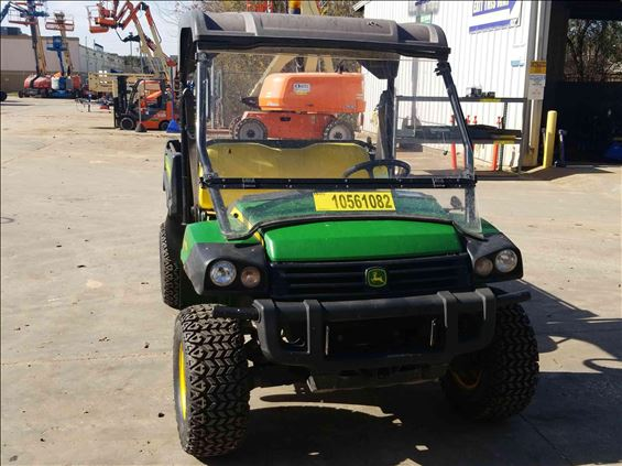 2017 John Deere XUV855D Utility Vehicle