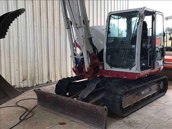 2016 Takeuchi TB290C Mini-Excavator