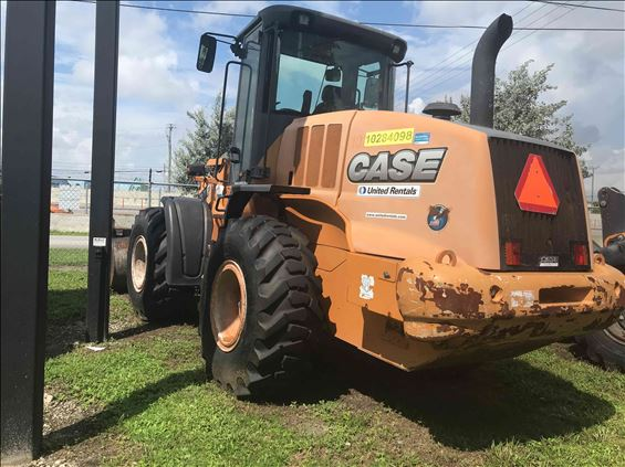 2014 Case 621F Wheel Loader