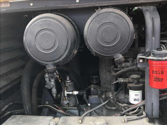 2013 Atlas Copco 400 J D7 Air Compressor