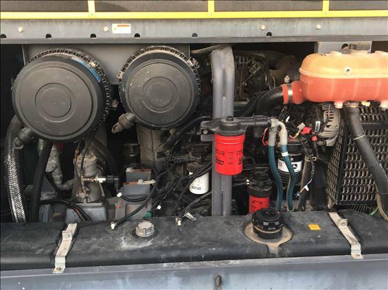 2013 Atlas Copco XAS400JD Air Compressor