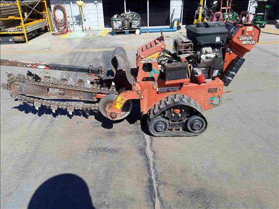 2014 Ditch Witch RT16 Trencher