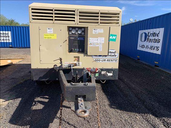 2014 Doosan HP750WCU-T4F Air Compressor