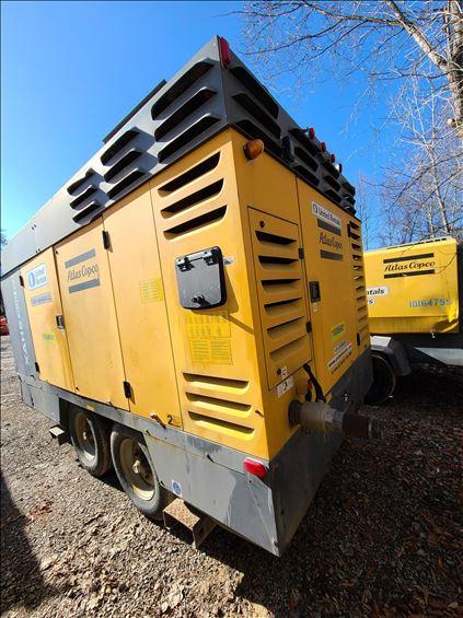 2012 Atlas Copco XAHS950CD7T3F Air Compressor