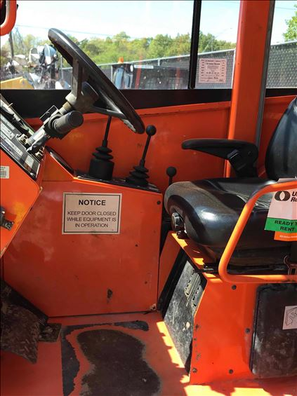 2014 SKYTRAK 10042 Rough Terrain Forklift