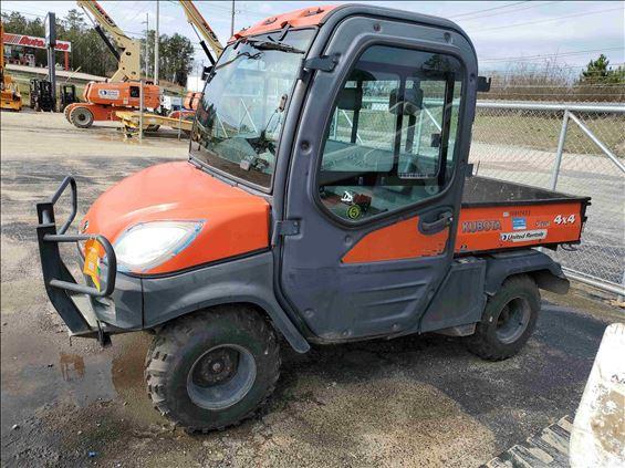 2012 Kubota RTV1100CWXL-H Utility Vehicle