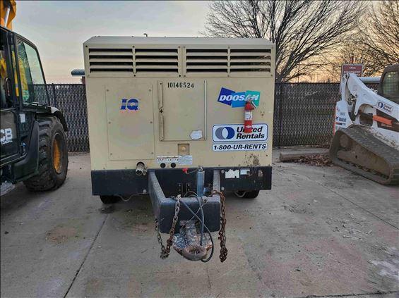 2013 Doosan HP750WCU-T4I Air Compressor