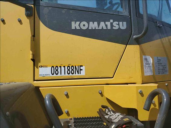 2016 Komatsu WA200-7 Wheel Loader