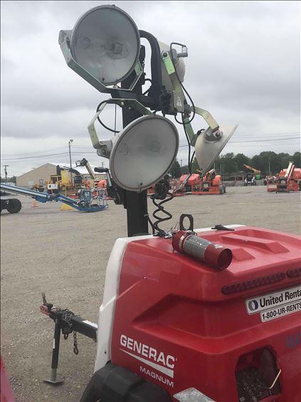 2016 Magnum Pro MLT6SM Towable Light Tower