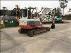 2013 Takeuchi TB250 Mini-Excavator