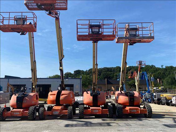 2013 JLG 600AJ Boom Lift