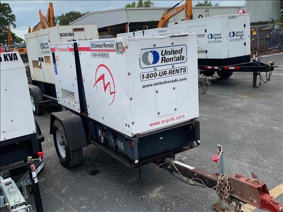 2013 Magnum Pro MMG45FHK Diesel Generator