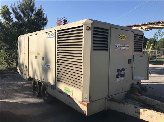 2012 Ingersoll Rand HP1600IQ Air Compressor