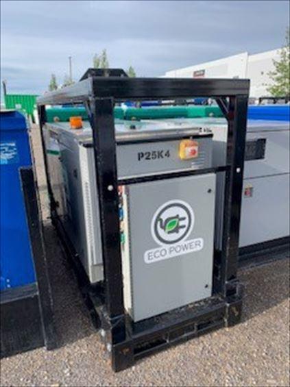 2016 PRIME POWE CIPR-250-3-2N2 Diesel Generator