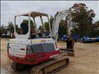 2014 Takeuchi TB235 Mini-Excavator