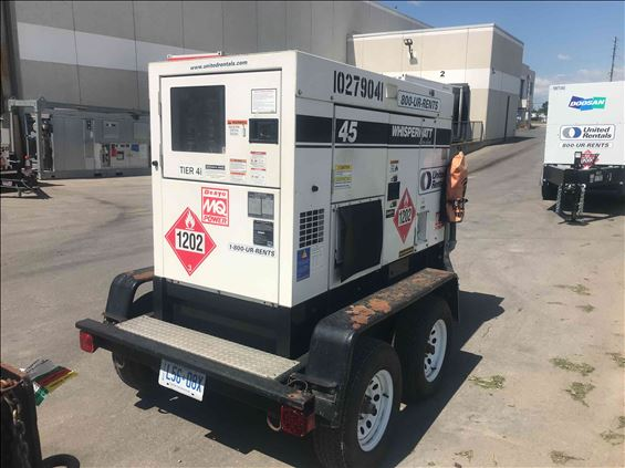 2014 Multiquip DCA45USI4CAN Diesel Generator