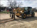 2012 Gehl DL11 Rough Terrain Forklift