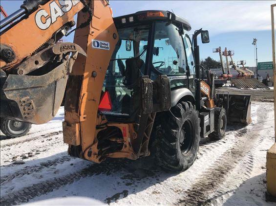 2017 Case 580SN Backhoe